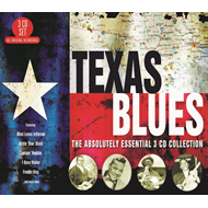 Texas Blues - The Absolutely Essential Collection (3CD)