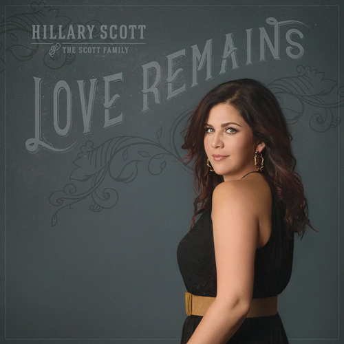 Love Remains (CD)