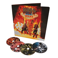 Rocks Vegas - Deluxe Edition (2CD+DVD+Blu-ray)