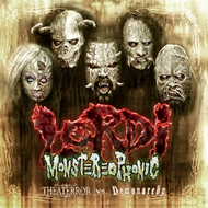 Monstereophonic (Theaterror vs Demonarchy) (CD)