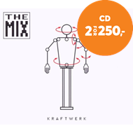 Produktbilde for The Mix (Remastered) (CD)