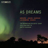 As Dreams (CD)