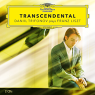 Transcendental - Daniil Trifonov Plays Franz Liszt (2CD)