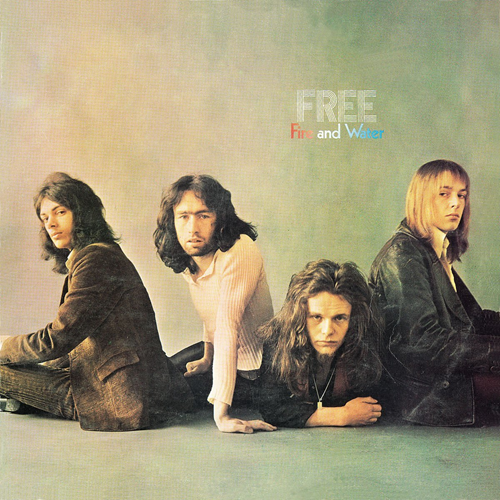 Fire And Water (Remastered) (CD)