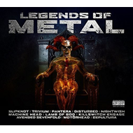 Legends Of Metal (2CD)