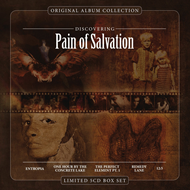 Original Album Collection: Discovering Pain Of Salvation (5CD)