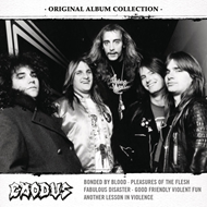 Original Album Collection: Discovering Exodus (5CD)