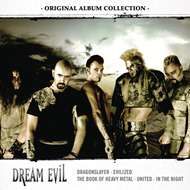 Original Album Collection: Discovering Dream Evil (5CD)