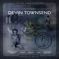 Original Album Collection: Discovering Devin Townsend (5CD)