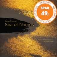 Produktbilde for Thoresen: Sea Of Names (SACD-Hybrid + Pure Audio Blu-ray)