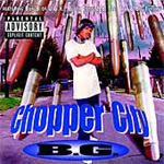 Chopper City (CD)