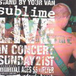 Stand By Your Van - Live (CD)