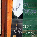 Out Of Range (CD)