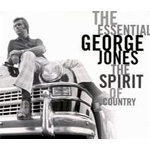 The Essential George Jones: The Spirit Of Country (2CD)