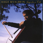 Produktbilde for Aage Kvalbein - Sanger Fra En Cello (CD)