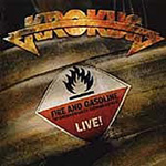 Fire And Gasoline - Live! (2CD)
