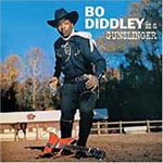 Bo Diddley Is A Gunslinger (CD)