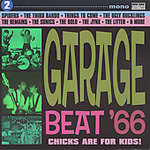 Garage Beat '66 Vol. 2: Chicks Are For Kids (CD)