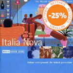 Produktbilde for The Rough Guide To Italia Nova (CD)