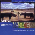 The Rough Guide To The Music Of Kenya (CD)