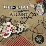 Presents A Rightearful Mixtape Vol. 1 (CD)