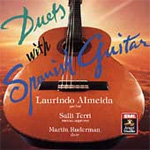 Duets With Spanish Guitar (CD)