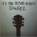 It's The Black-Eyed Snakes (CD)