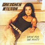 Here For The Party (CD)