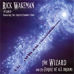Wizard And The Forest (CD)