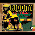 Riddim: The Best Of Sly & Robbie in Dub 1978-1985 (2CD)