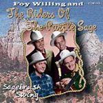 Sagebrush Swing (CD)