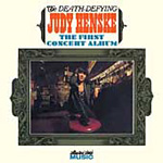 The Death Defying Judy Henske: The First Concert Album (CD)