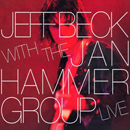 Jeff Beck With The Jan Hammer Group Live (CD)