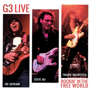 G3 Live: Rockin'In The.. (2CD)