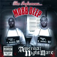 Amerikaz Nightmare (CD)