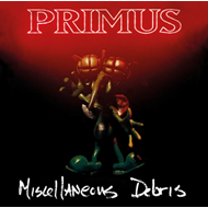Miscellaneous Debris (CD)