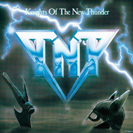 Produktbilde for Knights Of The New Thunder (CD)