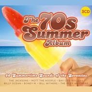 The 70s Summer Album (3CD) (CD)