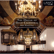 Produktbilde for Kåre Nordstoga - The Organ Of Oslo Cathedral (CD)