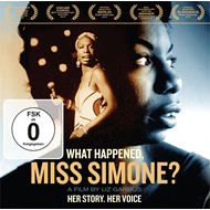 What Happened Miss Simone? (m/DVD)