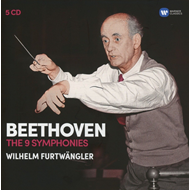 Produktbilde for Beethoven: The 9 Symphonies (5CD)