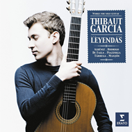 Leyendas - Works For Solo Guitar (CD)