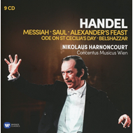 Handel: Great Oratorios (9CD)