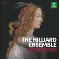 The Hilliard Ensemble - Renaissance Musc: England, Italy, Spain, Mexico (6CD)