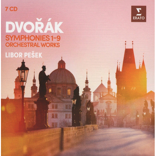 Dvorak: The Complete Symphonies (7CD)