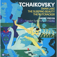 Produktbilde for Tchaikovsky: The Ballets (7CD)