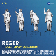 Reger: The Centenary Collection (8CD)
