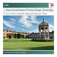 Produktbilde for Early Choral Music At Trinity College, Cambridge (6CD)