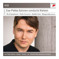 Esa-Pekka Salonen Conducts Nielsen (6CD)
