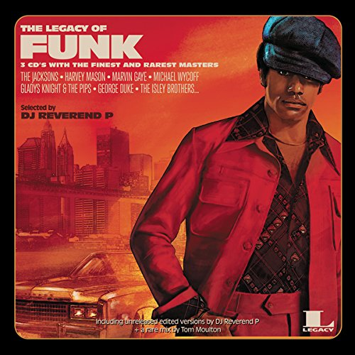 The Legacy Of Funk (3CD)